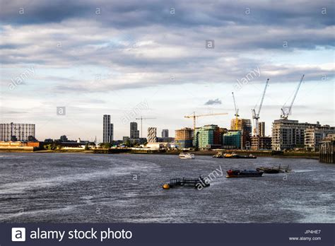 thames river view apartments barratt homes london stock photos barratt homes london