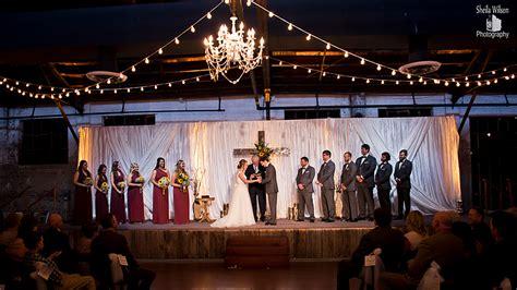 wedding venue depot square event center