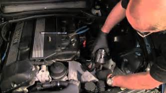 changing the power steering filter fluid on a bmw
