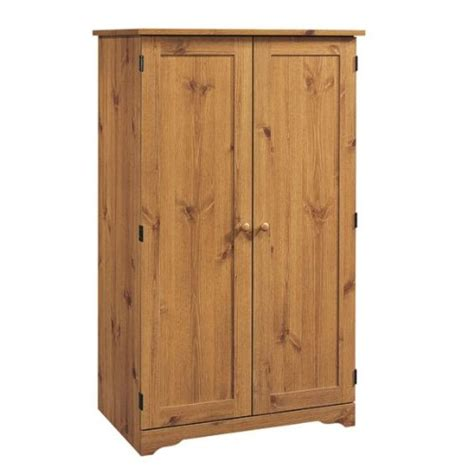 Pine Computer Armoire by Pine Computer Desks With Hutch Infobarrel