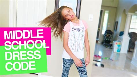 middle school girls dress code middle school dress code back to school family meeting