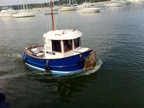 small tug boat northport l i sven vik misc - Types Of Mini Boats