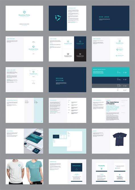 layout brand guidelines best 25 brand book ideas on pinterest brand guidelines