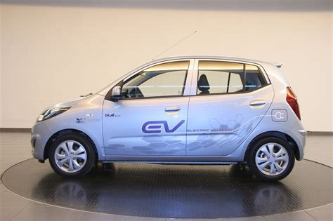 new hyundai i10 blueon electric vehicle automotive news