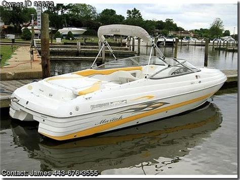 mariah boats for sale by owner 2006 mariah sc 25 wprocket