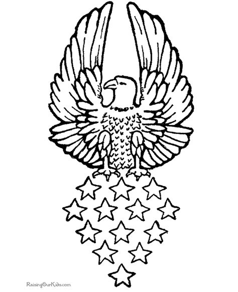 coloring pages american eagle american eagle for kids coloring pages