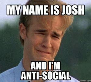 Josh Meme - 1990s problem kappit