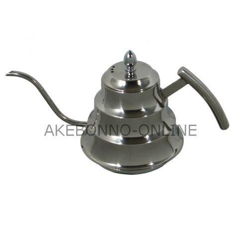 Percolator Espresso Coffee Teko Kopi Akebonno Moka Pot Stainless 4 Cup Coffee Tea Pot