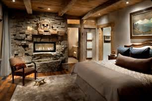 Rustic Home Decor Canada by Rustic Bedrooms Design Ideas Canadian Log Homes