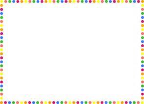 colorful border colorful border clipart clipartsgram