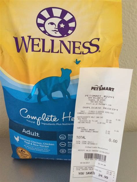 petsmart free food petsmart free cat food 28 images free nutro wellness or cat food coupons deals at