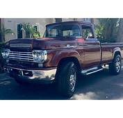 1959 FORD F 100 CUSTOM 4X4 PICKUP  Front 3/4 187265