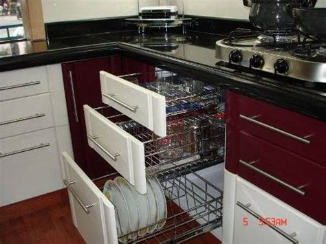 Kitchen Cabinet Accessory | kitchen cabinet dishwasher facade the interior design
