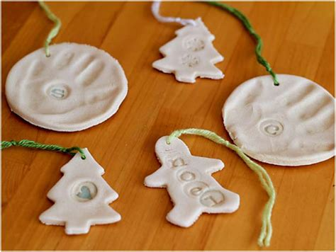 make play dough ornaments winter list plus printable