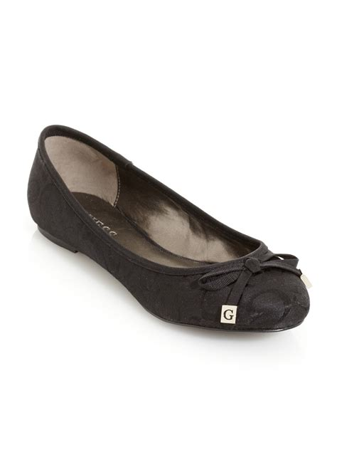 guess shoes flats guess quilted ballet flats ebay