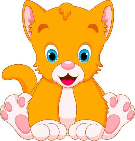 imagenes de leones animados bebes fotomural dibujos animados lindo gatito pixers