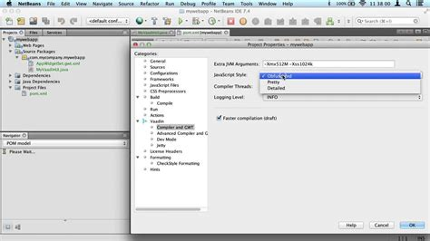 tutorial install netbeans tutorial starting a project with vaadin netbeans plugin