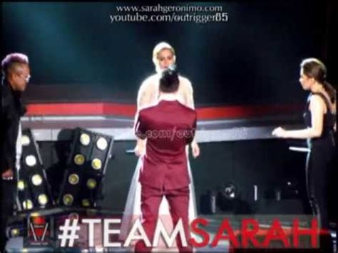 the voice philippines finale sarah geronimo and klarisse voice ph finale man in the mirror sarah geronimo
