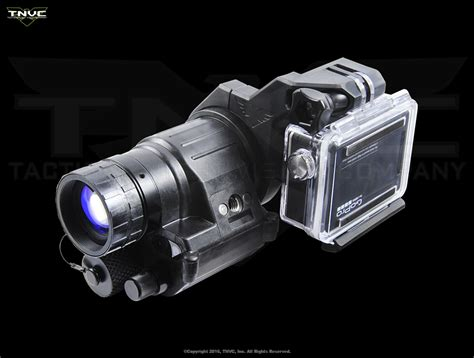 Gopro Vision adapter for gopro cameras tactical vision company