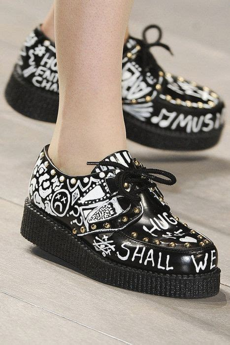 jeepers creepers sneakers 14 best creepers images on creeper shoes
