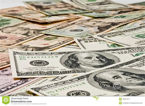money on the table money on the table the business concept royalty free