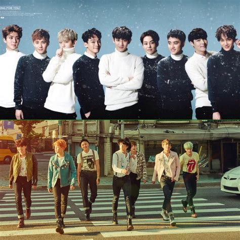 exo or bts what is it like to stan both exo and bts k pop k fans