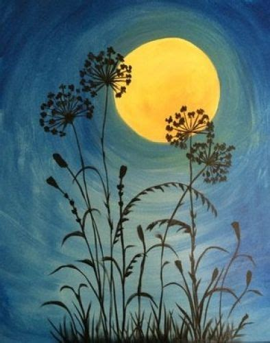 paint nite herndon 17 best images about silhouette on