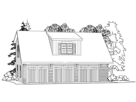 rv carriage house plans three car garage plans 3 car garage apartment plan 053g 0008 at thegarageplanshop com