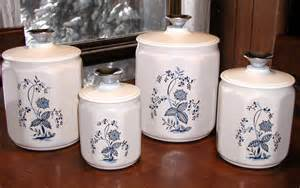 Vintage Kitchen Canister by Vintage Kromex Kitchen Canisters Set Of By Sunsetsidevintage