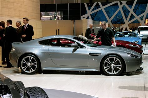 Ford Owned Aston Martin Geneva 2009 Aston Martin V12 Vantage Photo Gallery Autoblog
