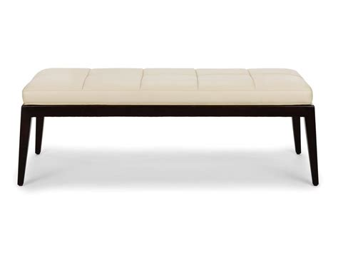 lounge bench furniture hancock and moore living room ascari bench 5262 hickory