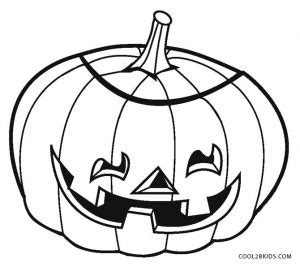 printable pumpkin coloring pages  kids coolbkids