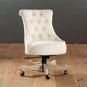 Small Tufted Desk Chair Traditional Desk Chairs Swivel Chair Crate And Barrel