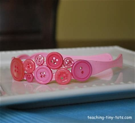 How To Decorate Headbands by Toddler Activities Decorate A Headband And Make This