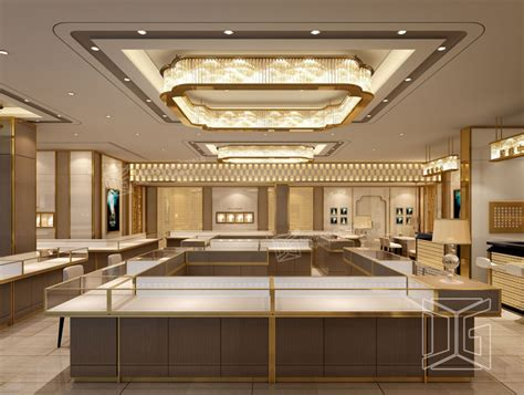 Luxury Shop Interior by All Kinds Of Jewelry Diplay Cabinet Dinggui Furniture