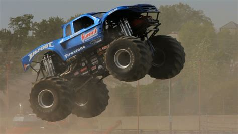 bigfoot 21 monster truck bigfoot the original monster truck the downshift