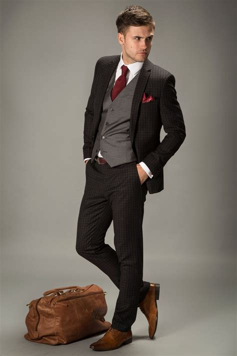 the 25 best black suit brown shoes ideas on