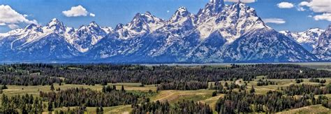 Side Elevation by Grand Teton National Park National Park In United States
