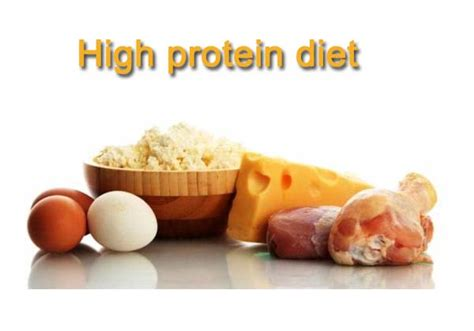 protein high high protein diet plan side effects evehow