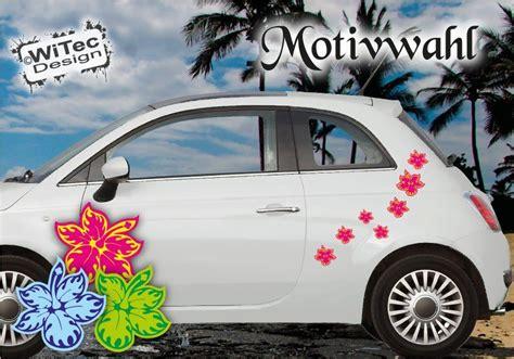 Blumenaufkleber Auto by Hibiskus Hawaii Blumenaufkleber Auto Aufkleber