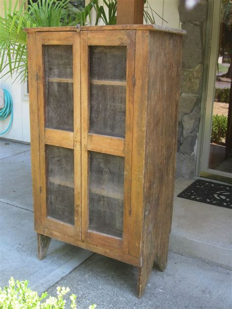 antique wooden pie safe woodworking projects plans