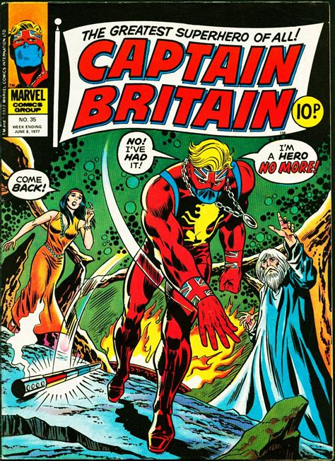 marvel classics comics vol 1 1 marvel database fandom powered by wikia captain britain vol 1 35 marvel database fandom powered by wikia