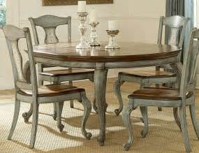 refinishing kitchen table to country look myideasbedroom com