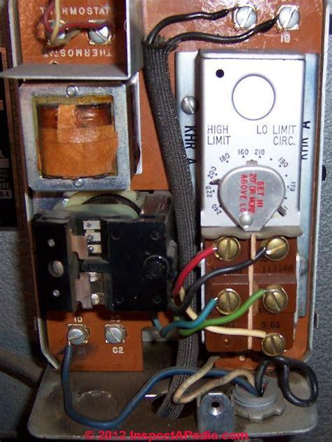 honeywell thermostat fan won t turn heat won t turn troubleshoot the room thermostat