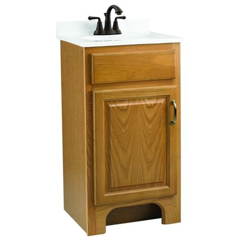design house vanity cabinets design house 541102 richland 18x16 one door vanity cabinets
