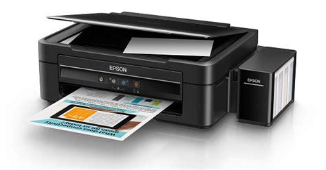 Printer Epson L120 Dan L300 cara servis epson l110 l120 l300 l210 l220 l350 l355 hasil print kosong ragam ternak