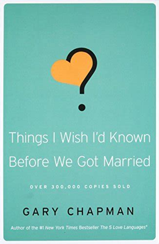 things i wish id 0802481833 pdf things i wish i d known before we got married free ebooks download ebookee