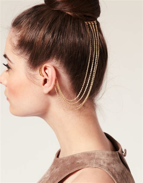 Ear Cuff diy inspiration ear cuffs fashion style