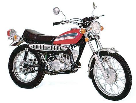 Suzuki Ts 250 Manual Now Suzuki Ts250 Ts 250 1972 1981 Service Repair