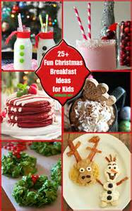 25 fun christmas breakfast ideas for kids